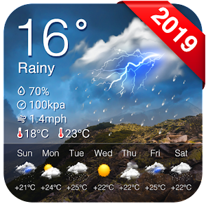 Accurate Weather Live Forecast App For PC / Windows 7/8/10 / Mac – Free Download