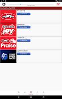Screenshot of 93.3 The JOY FM Atlanta