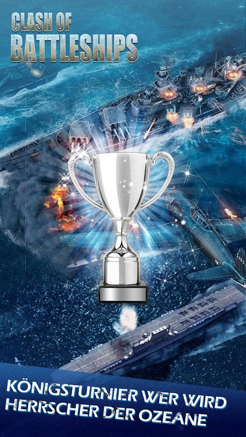Clash of Battleships - Deutsch Screenshot 3