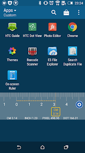 On-screen Ruler - screenshot