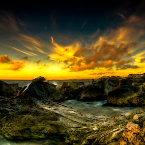 by Alnor Prieto - Landscapes Sunsets & Sunrises