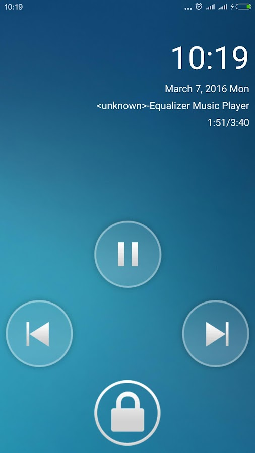 Equalizer Music Player Pro Screenshot 4