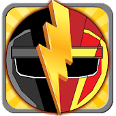 Game Red && Black Rangers apk for kindle fire