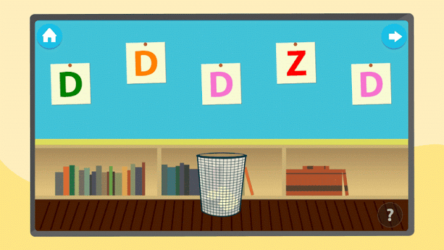Kids Preschool Learn Letters APK screenshot thumbnail 4