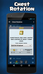 App ultimate chest tracker for CR apk for kindle fire