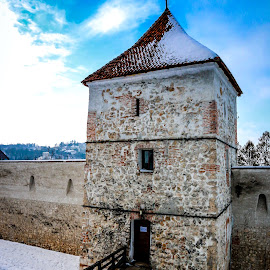 Turn Cetate Brasov by Nastasache Florin Ionut - City,  Street & Park  Historic Districts