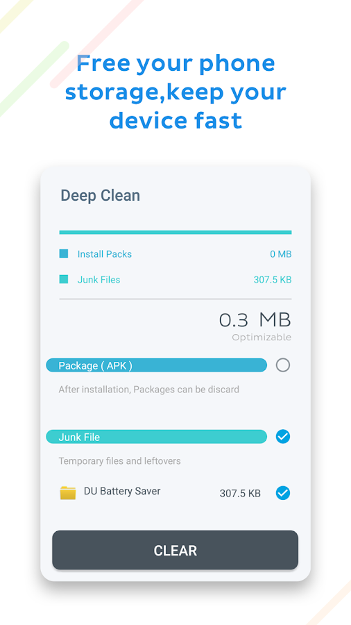 Boost Cache Cleaner - 1Tap Boost Clean Junk Files Screenshot 5