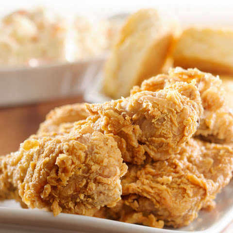 How to Make Church Dinner Style Fried Chicken