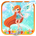 Free Coloring Game for WinX Girls APK for Windows 8