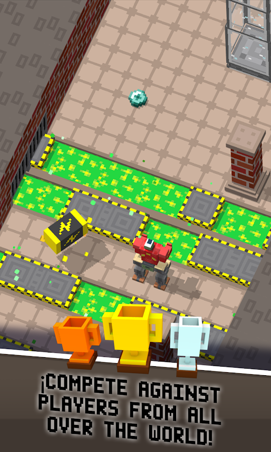 Crossy Robot : Combine Skins Screenshot 11