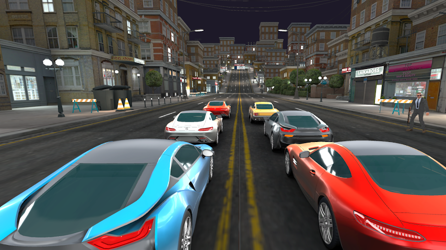 Grand RacinG Android App Screenshot
