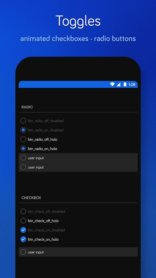 Flux - Substratum Theme Screenshot 15