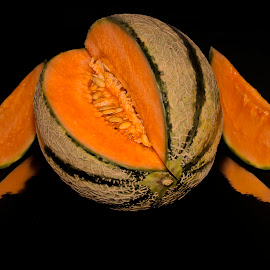 melon by Stanley P. - Food & Drink Fruits & Vegetables ( fruits )
