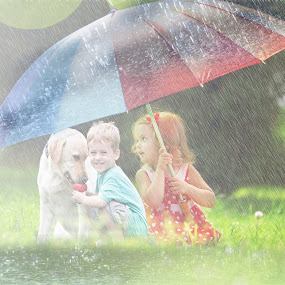 RAIN by Jaysinh Parmar - Digital Art People