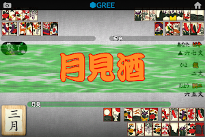 Screenshot of HANAFUDA HANAAWASE II