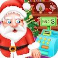 Santa Cashier Christmas Shop APK for Bluestacks