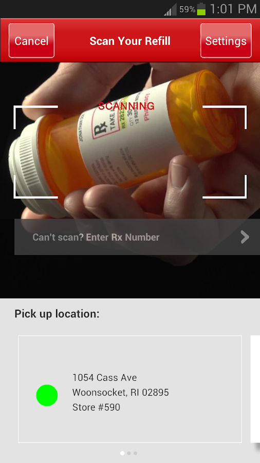 CVS/pharmacy Screenshot 3
