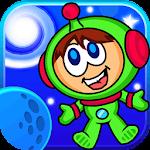 Astronaut Catcher Icon