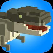 APK Game Jurassic Hopper for BB, BlackBerry
