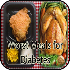 Worst Meals for Diabetes