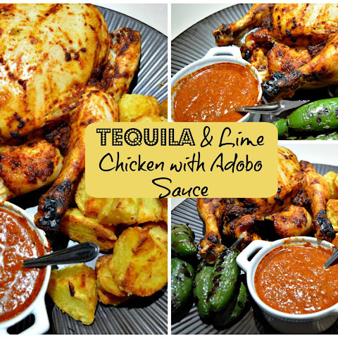 Lime & Tequila Chicken with Smoky Chilli Sauce