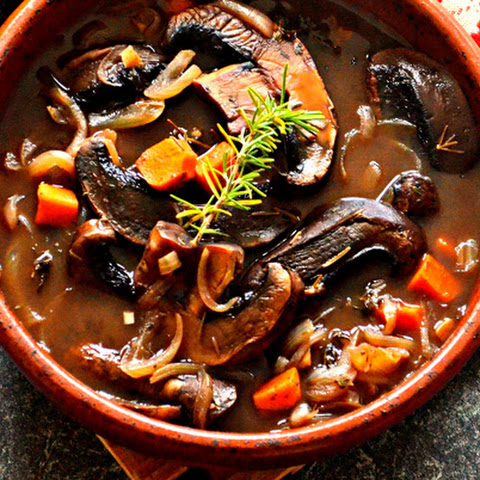 Vegan Portabello Pot Roast