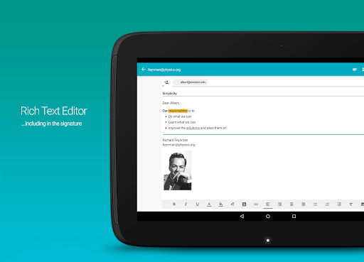 AquaMail - Email App screenshot 15