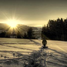 by Iveta Franzová - Landscapes Sunsets & Sunrises
