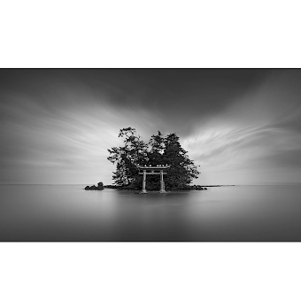 Eriko Kaniwa, Spiritaul Landscape 3