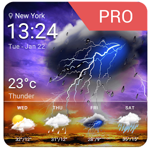 Accurate Weather Report Pro For PC / Windows 7/8/10 / Mac – Free Download