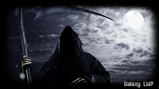 Grim Reaper Wallpaper - screenshot