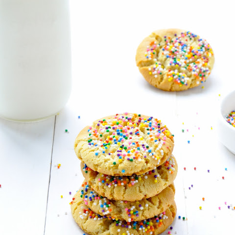Sweetened Condensed Milk Butter Cookies