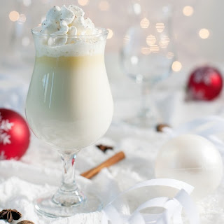 White Christmas Drink Recipes