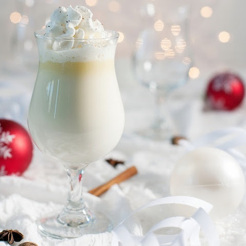 Spiced White Christmas Cocoa