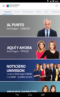 Univision Noticias APK for iPhone