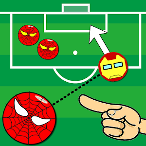 Spider shoot - Freekick game