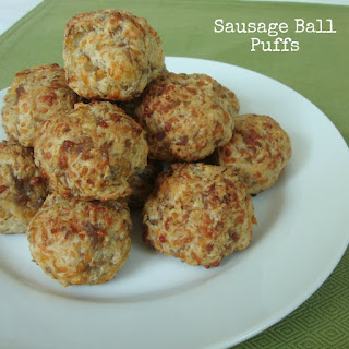 Sausage Ball Puffs