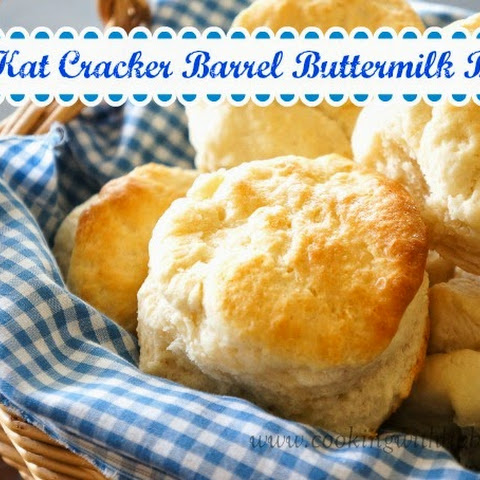Cracker Barrel's Buttermilk Biscuits {Copy Kat}