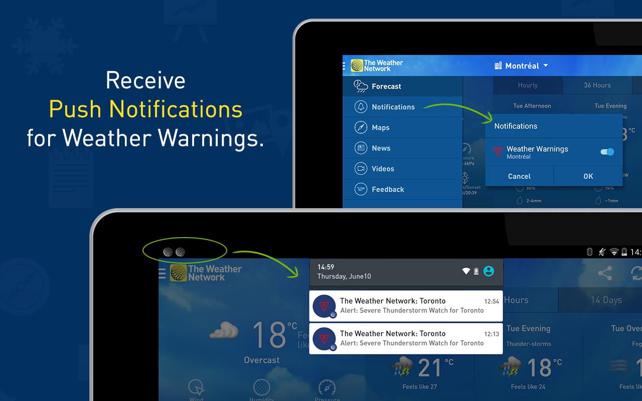 The Weather Network Screenshot 9