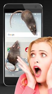 App Mouse on Screen Scary Joke APK for Kindle
