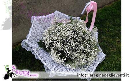 Ombrello fiori