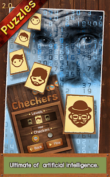Thai Checkers - Genius Puzzle APK screenshot thumbnail 4