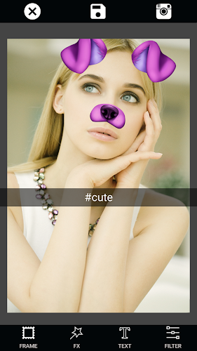Photo Editor Collage Maker Pro Android App Screenshot