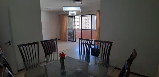 Apartamento com 3 dormitórios para alugar, 120 m² por R$ 1.300,00/ano - Intermares - Cabedelo/PB