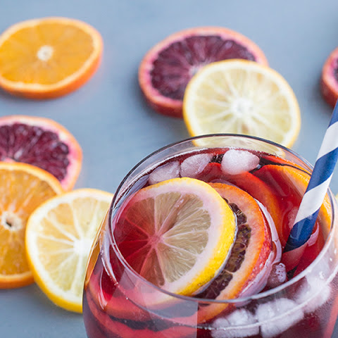 5-Ingredient Sangria
