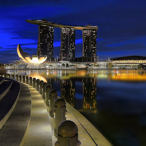 by Vince Chong - Buildings & Architecture Office Buildings & Hotels