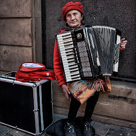 by Dragan Rakocevic - People Musicians & Entertainers