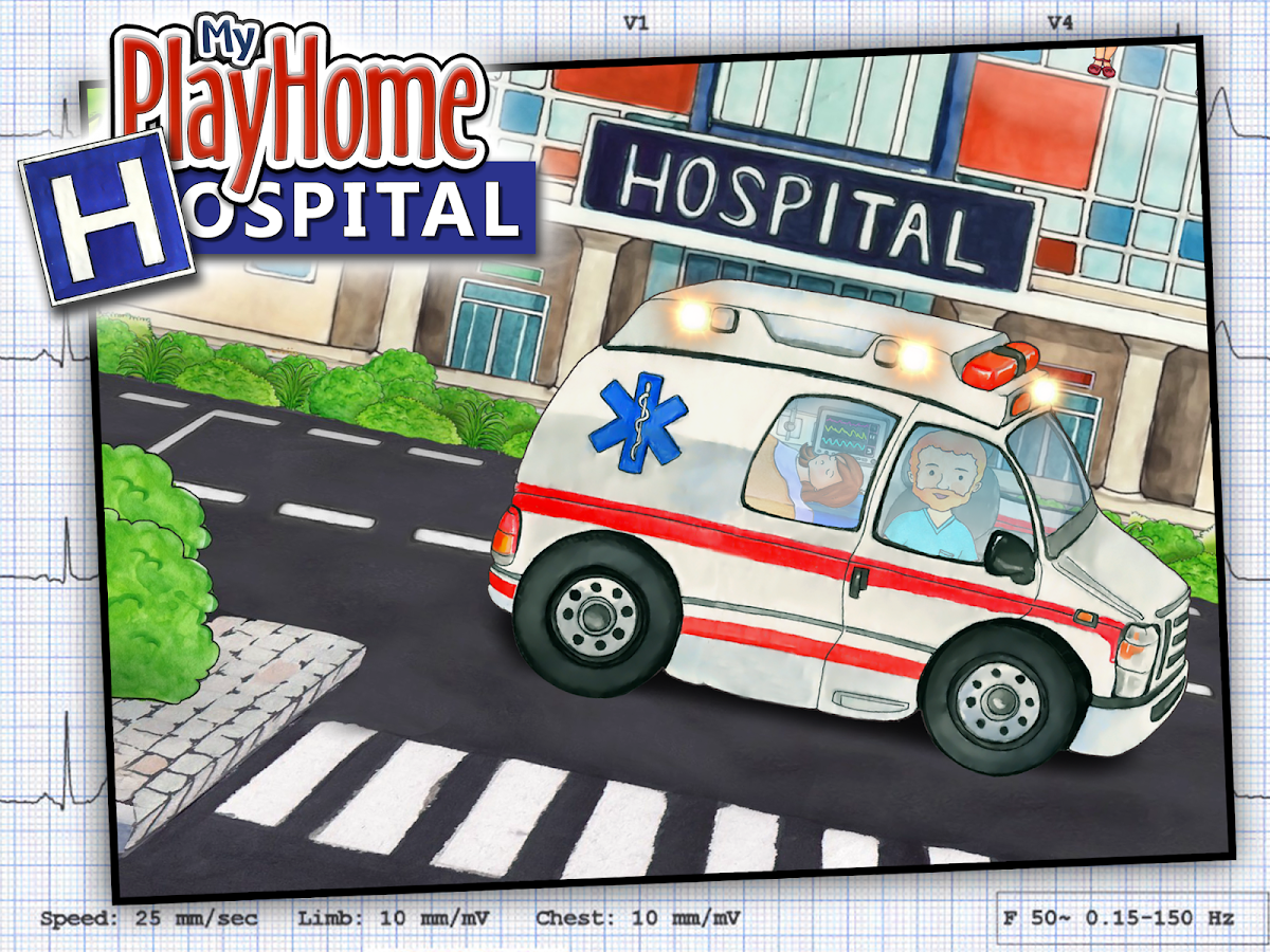 My PlayHome Hospital Screenshot 6