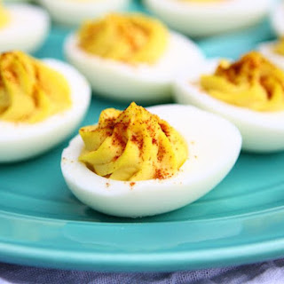 Rice Vinegar Deviled Eggs Recipes
