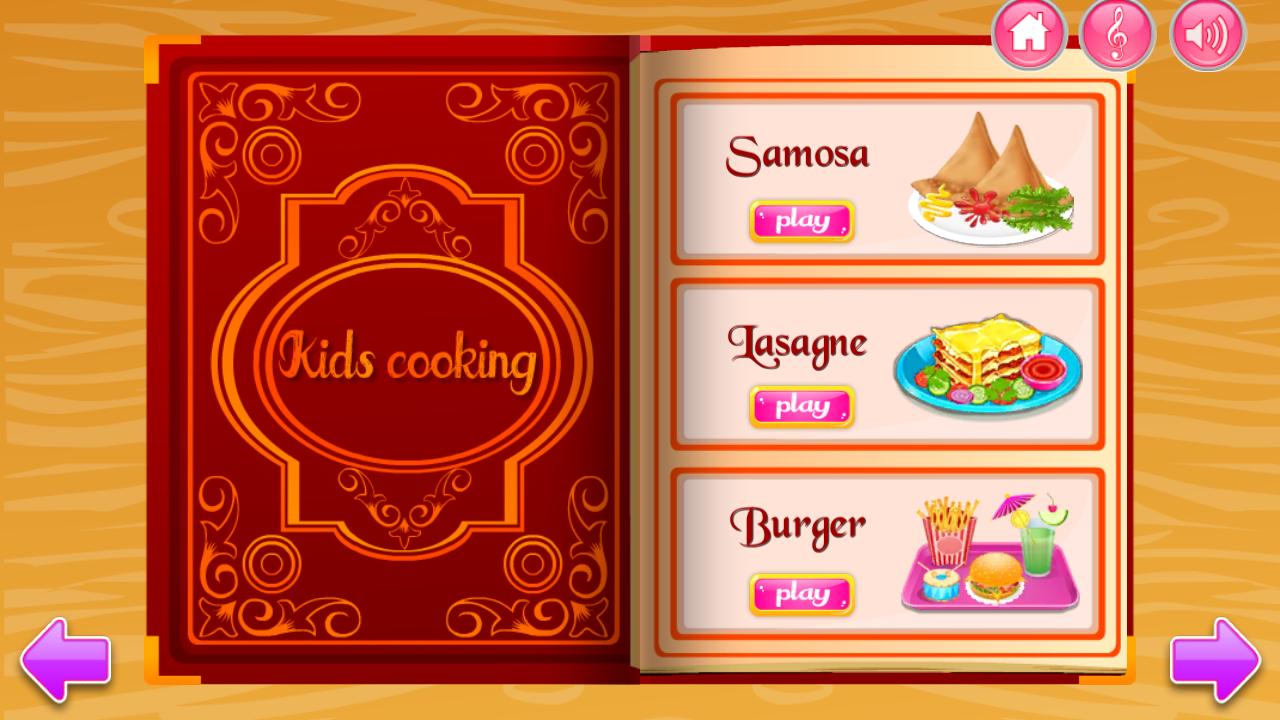 Kochen in der Küche android spiele download